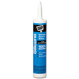 Picture of DAP SILICONE WHITE SEALANT - 10.1 OZ.
