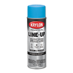 Picture of KRYLON PARKING LOT STRIPING PAINT - HANDICAP BLUE