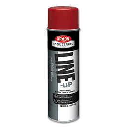 Picture of KRYLON LINE UP PARKING LOT STRIPING PAINT - RED