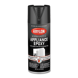 Picture of KRYLON APPLIANCE EPOXY SPRAY PAINT 12 OZ. - BLACK