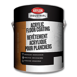 Picture of KRYLON ACRYLIC FLOOR COATING - 1 GALLON