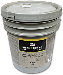 Picture of PIGMENTED MASONRY SURFACE SEALER- 5 GAL. 4-809/05