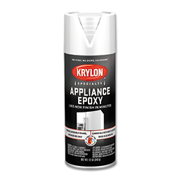 Picture of KRYLON APPLIANCE EPOXY SPRAY PAINT 12 OZ. - WHITE