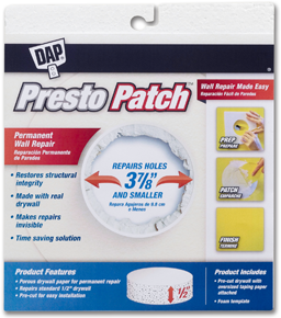Picture of DAP PRESTO PATCH