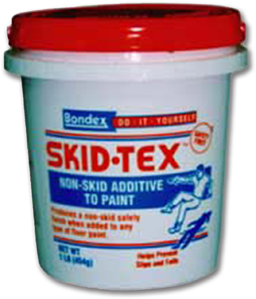 Picture of SKID-TEX NON-SKID ADDITIVE 1LB.