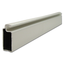 "Picture of 1/4"" X 8' SCREEN CHANNEL FRAME - WHITE"