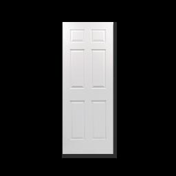 "Picture of 30"" COLONIST RAISED 6-PANEL DOOR"