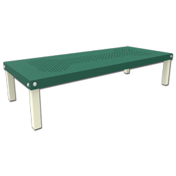 Picture of DSO- DOGIPARK RECTANGLE BONE TABLE
