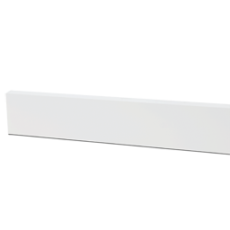 "Picture of WALL FILLER- 3/4"" THICK X 3"" WIDE X 30"" LENGTH WHITE"
