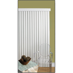 Picture of VERTICAL BLIND 78X84 - ALABASTER