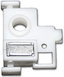 VERTICAL BLIND IDLE END CONTROL - PAIR