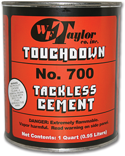 Picture of TOUCHDOWN 1N CONTACT CEMENT - QUART