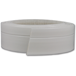 "Picture of WHITE TUB STRIP 1-1/4"" X 60"""