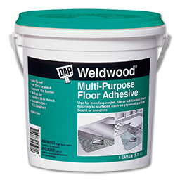 Picture of DAP MULTI-PURPOSE CERAMIC TILE ADHESIVE - QUART