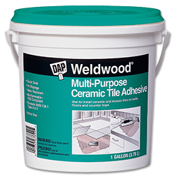 Picture of MULTI-PURPOSE CERAMIC TILE ADHESIVE - QUART