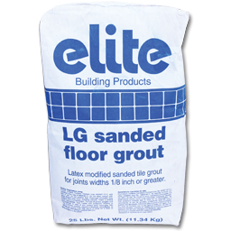 Picture of POLYBLEND SANDED TILE GROUT 25LB