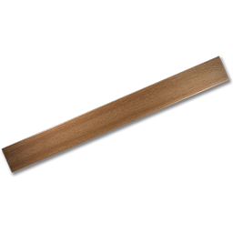 """Picture of 4"""" X 36"""" THRESHOLD/TRANSITION PIECE - LIGHT OAK"""