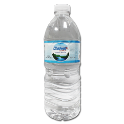 Picture of SILVER SPRINGS BOTTLED WATER - 16 OZ  (CS/24)