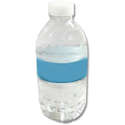 Picture of SILVER SPRINGS BOTTLED WATER - 10 OZ (CS/24)