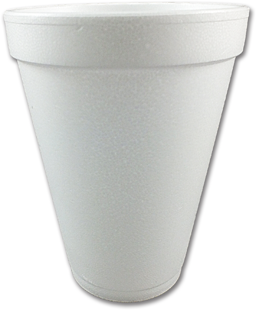 Picture of 8 OZ FOAM CUP- CASE OF 1000